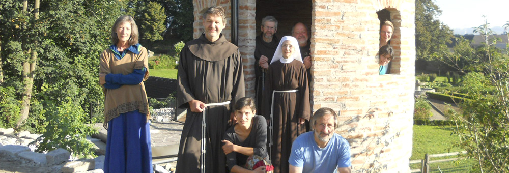 Shalomkloster Pupping - Franziskaner